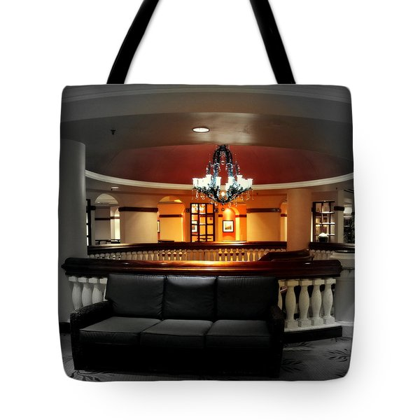 Casablanca Tote Bag by Karen Wiles