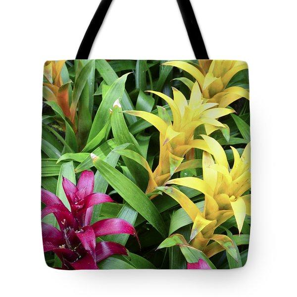 Cascade Garden Tote Bag