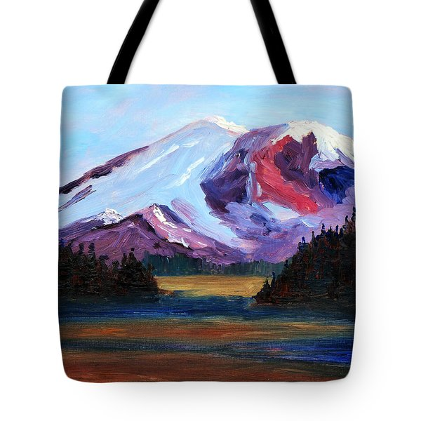 Cascade Light Tote Bag