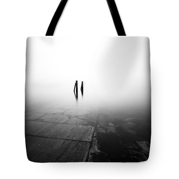 Casco Bay Tote Bag by Eric Gendron