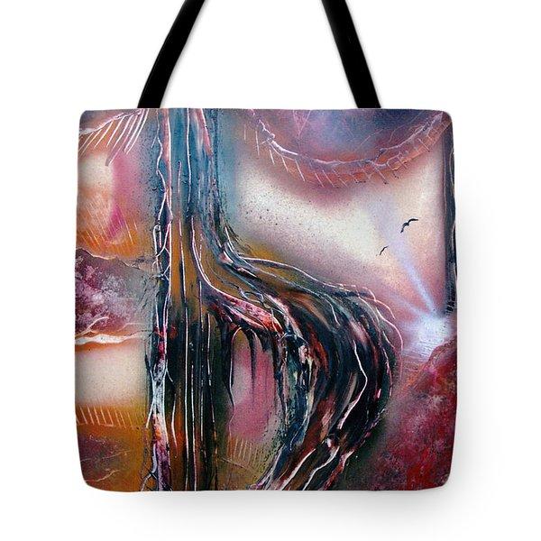Casm Tote Bag