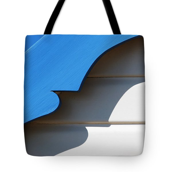 Casting A Shadow Tote Bag