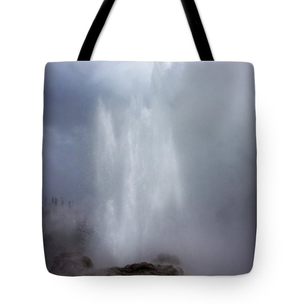 Castle Geyser In June Tote Bag