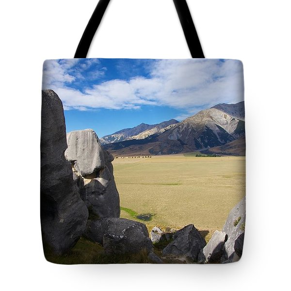 Tote Bag featuring the photograph Castle Hill #5 by Stuart Litoff