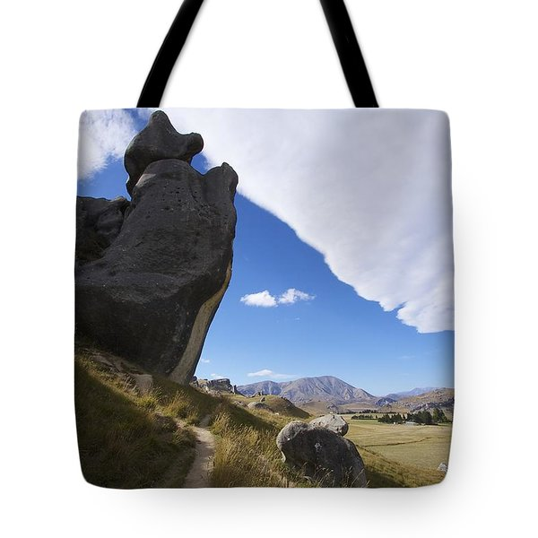 Tote Bag featuring the photograph Castle Hill #7 by Stuart Litoff