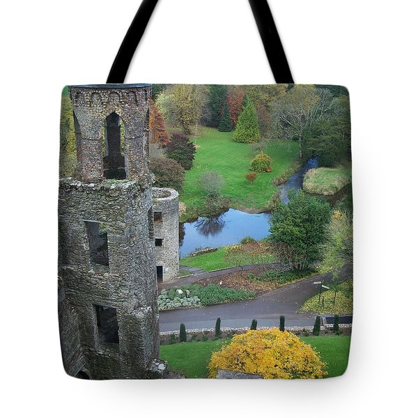 Castle Keep Tote Bag