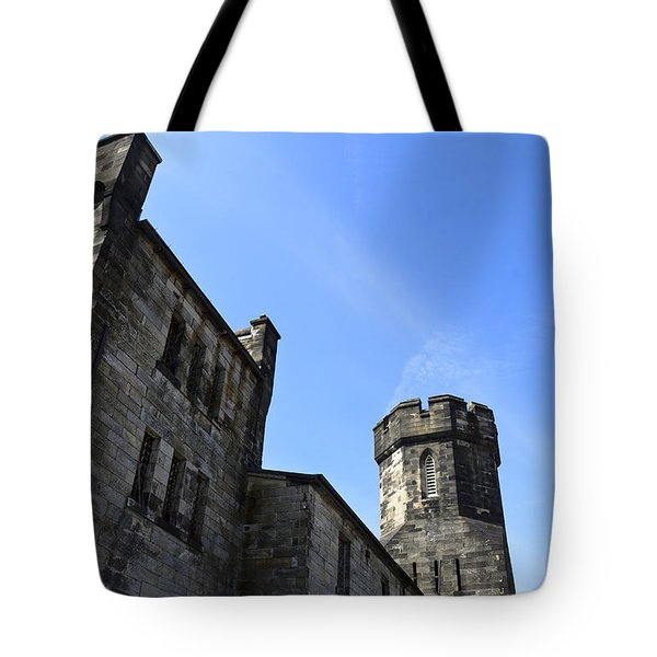 Eastern State Penitentiary Tote Bag