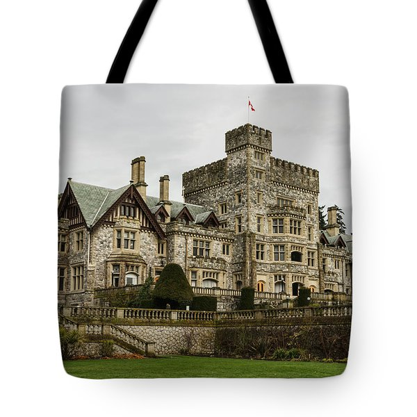 Hatley Castle Tote Bag