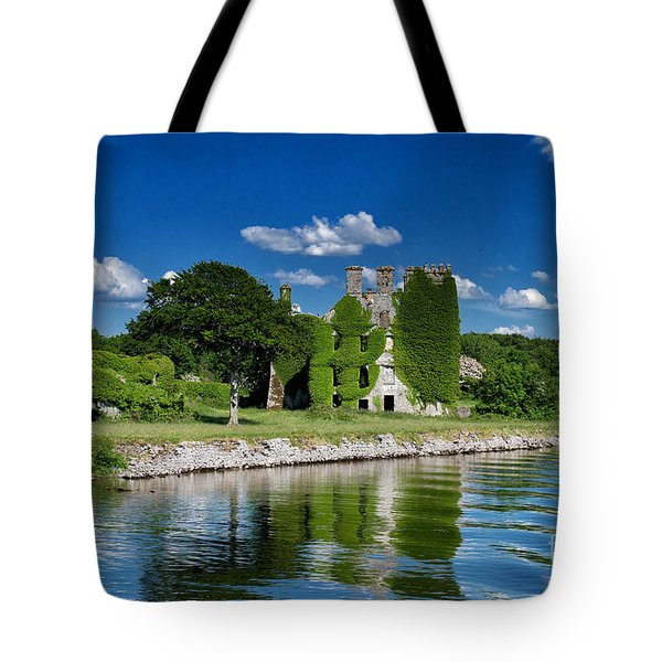 Castle Menlo  Tote Bag