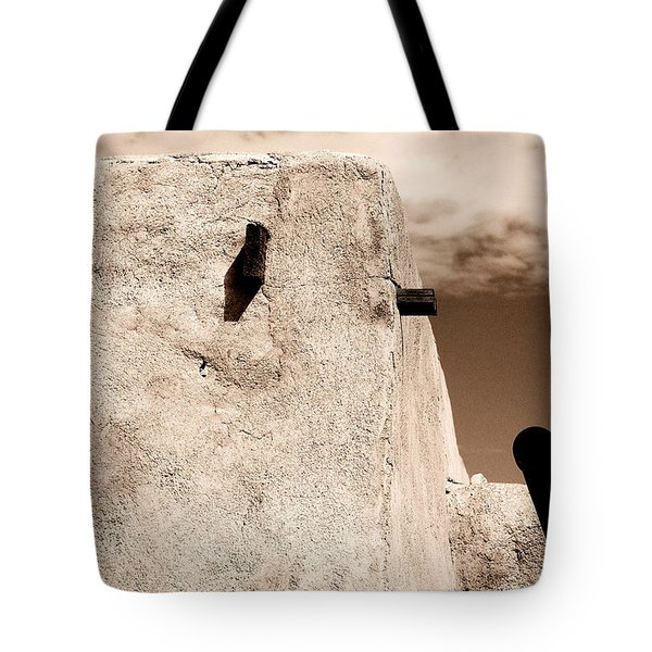 Castolon Adobe Ghost Tote Bag