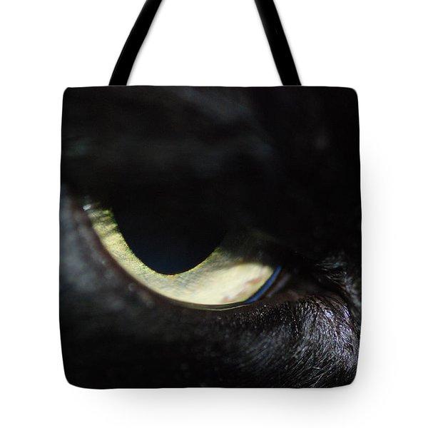 Cat Eye Tote Bag