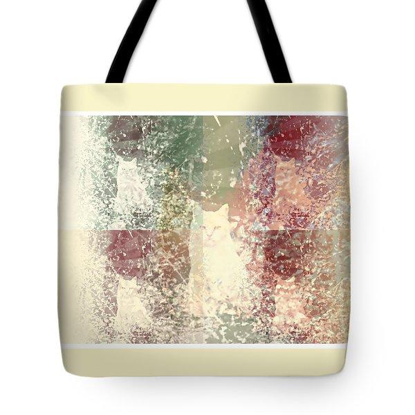 Cat Heaven Tote Bag