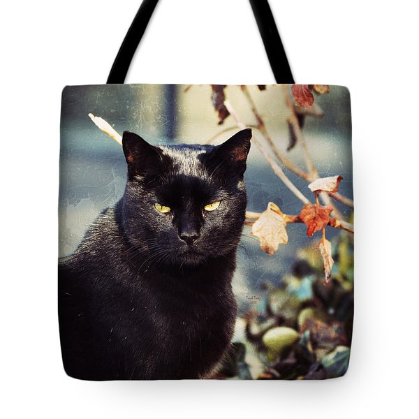 Cat Stevens Tote Bag by Trish Tritz