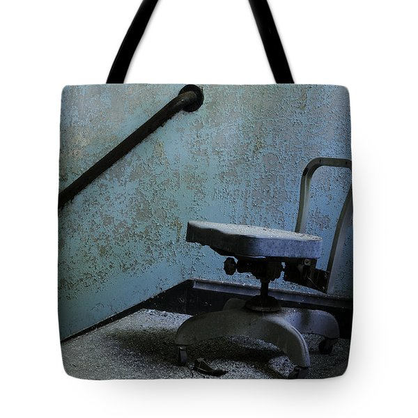 Catatonic Tote Bag by Luke Moore