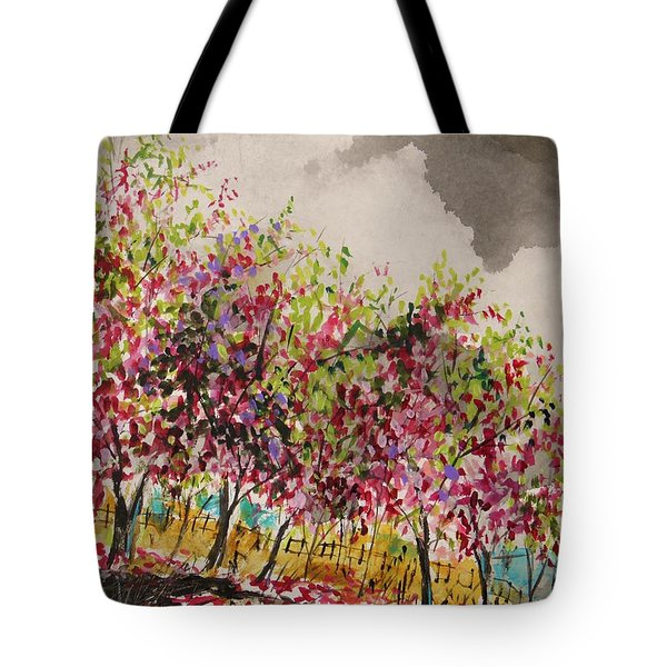 Catbird Haven Tote Bag by John Williams