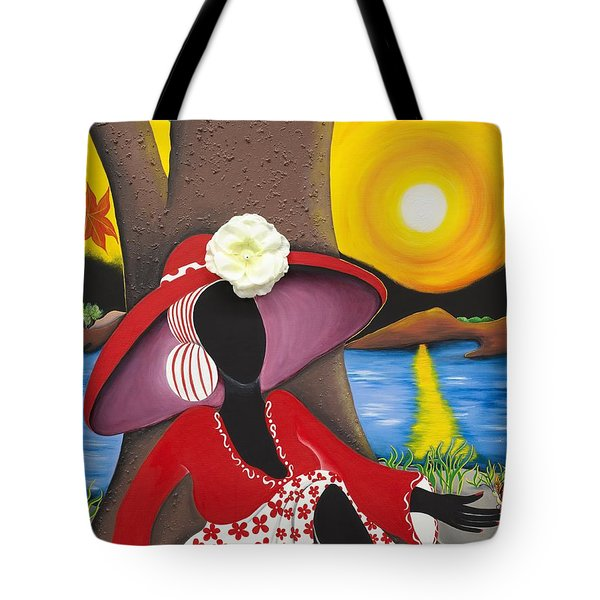 Catch Me In The Morning II Tote Bag