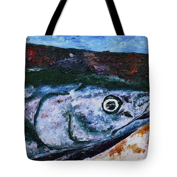 Catch Of The Day 1 Tote Bag