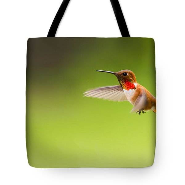 Catching Motion Tote Bag