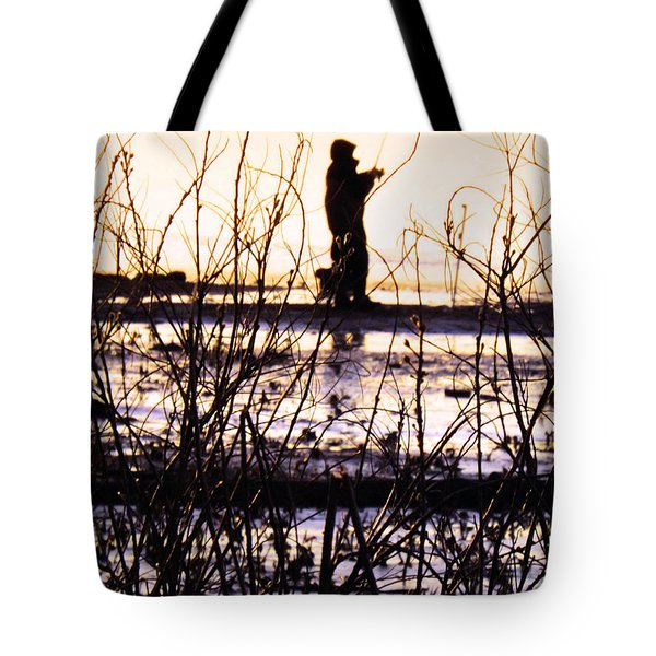 Tote Bag featuring the photograph Catching The Sunrise by Robyn King