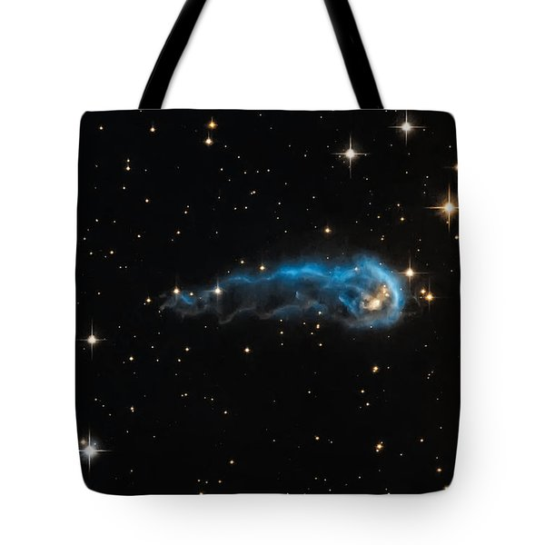 Caterpillar Dust Tote Bag by Jennifer Rondinelli Reilly - Fine Art Photography