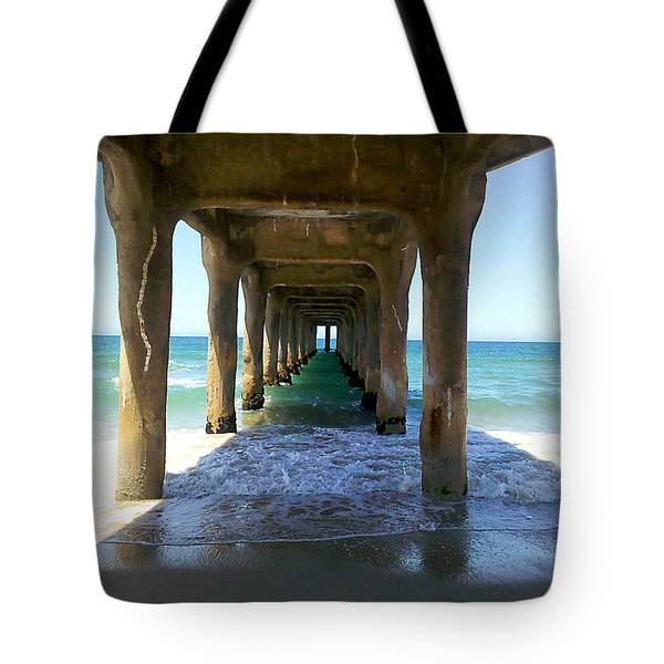 Catharsis  Tote Bag by Joe Schofield