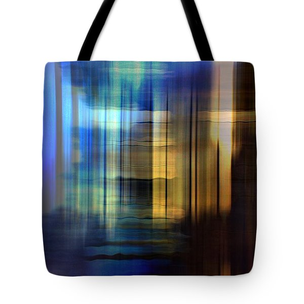 Cathedral 2 Tote Bag by Terence Morrissey