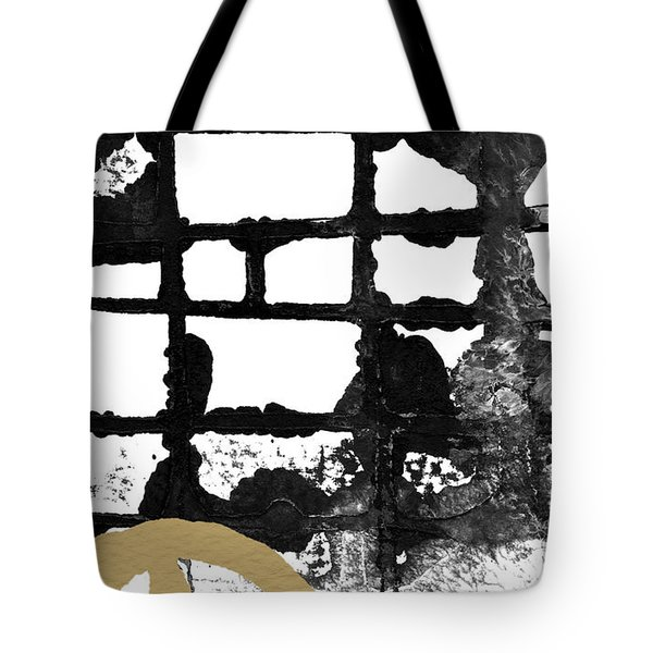 Cathedral- Abstract Painting Tote Bag