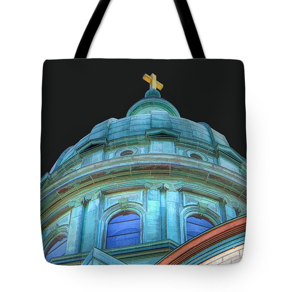 Cathedral Dome Tote Bag