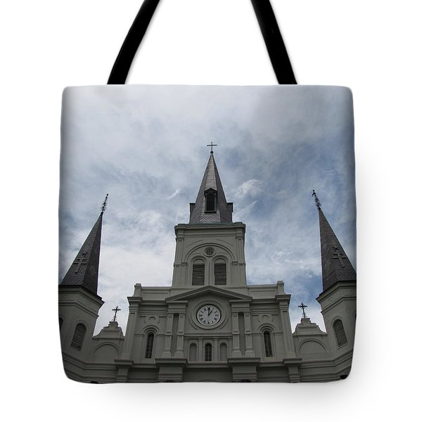 Tote Bag featuring the photograph Cathedral I by Beth Vincent
