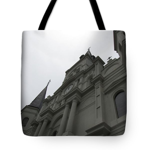Tote Bag featuring the photograph Cathedral II by Beth Vincent