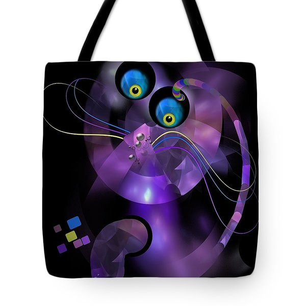 Cats 006-13 - Marucii Tote Bag