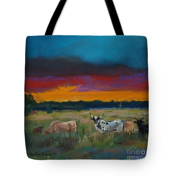 Cattle's Cadence Tote Bag
