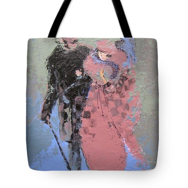 Catwalk Tote Bag