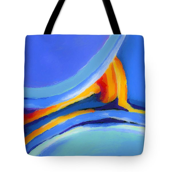 Caught Between Tote Bag by Stephen Anderson
