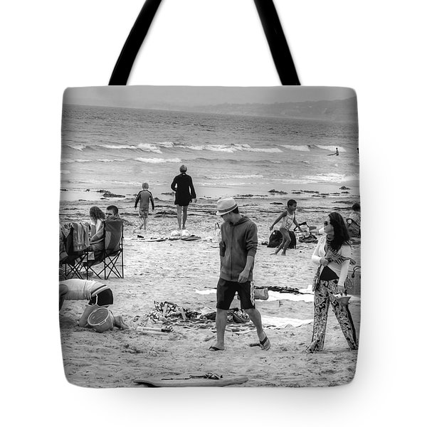Caught Looking Tote Bag