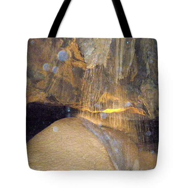 Cave Tote Bag by Denny Casto