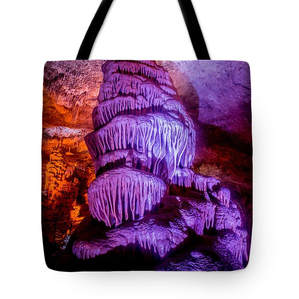 Cave Monster Tote Bag