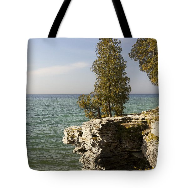 Cave Point - Signed Tote Bag