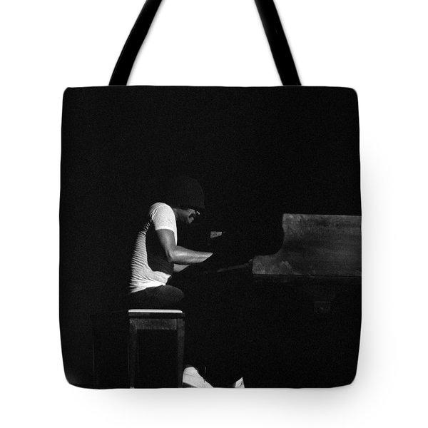 Cecil Taylor 2 Tote Bag