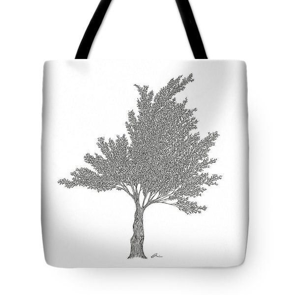 Cedar Tote Bag