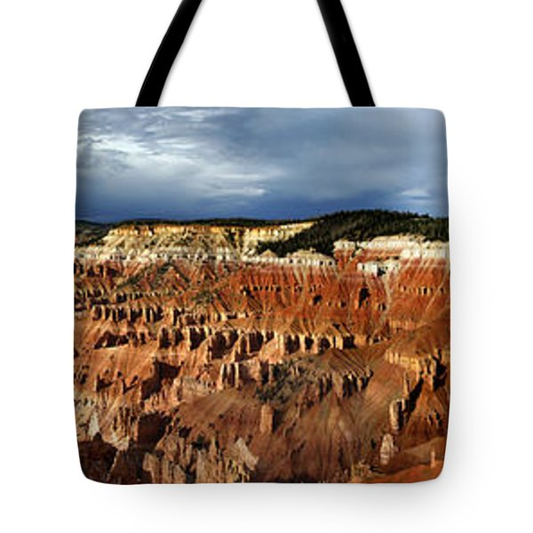 Cedar Breaks Tote Bag
