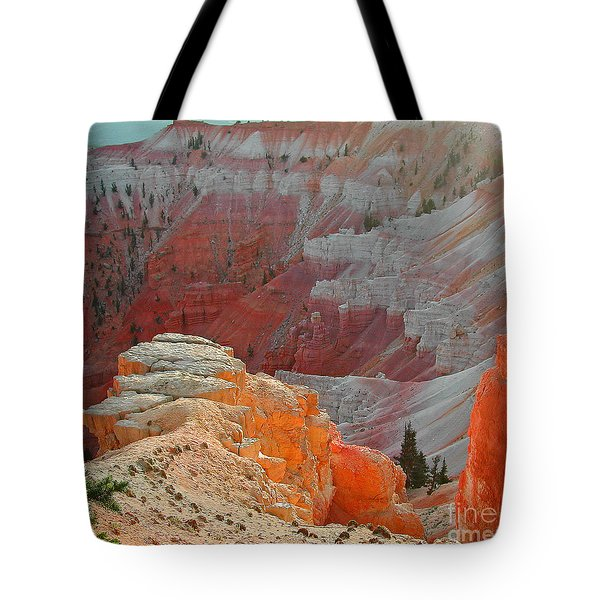 Cedar Breaks Utah Tote Bag