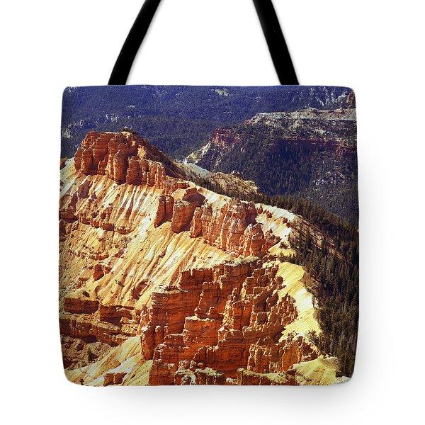 Cedar Breaks Utah Tote Bag by Rich Franco