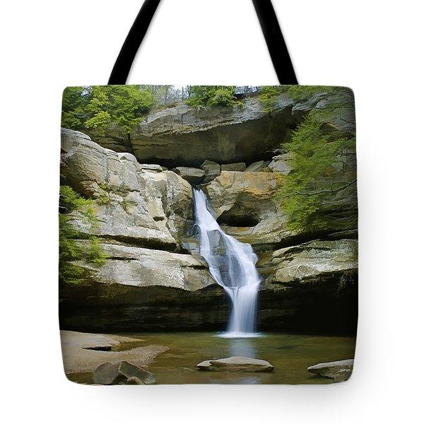 Cedar Falls Tote Bag