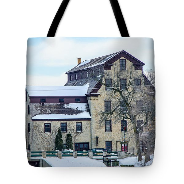 Cedarburg Mill Tote Bag