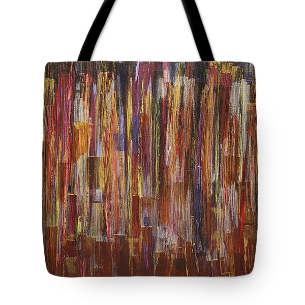 Celebrate Manhattan Tote Bag