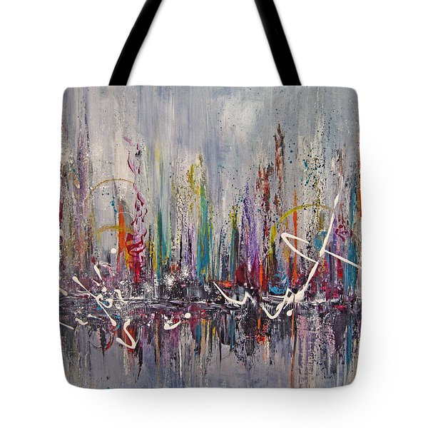 Celebration Tote Bag