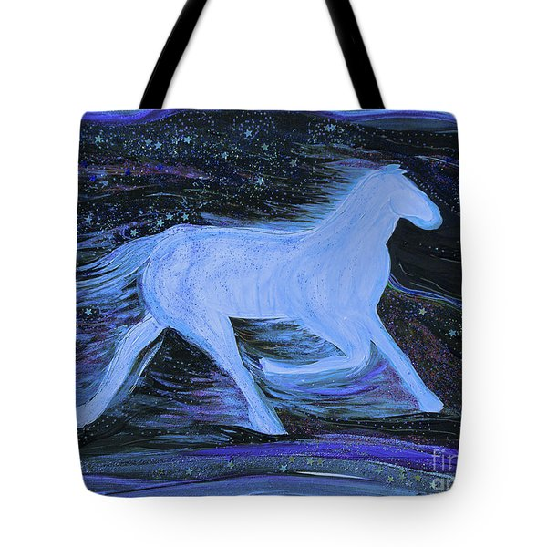 Celestial By Jrr Tote Bag by First Star Art