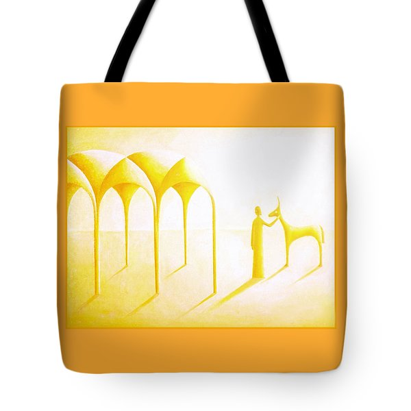 Celestial Dimension Tote Bag
