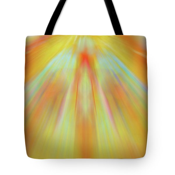 Celestial Flight Tote Bag